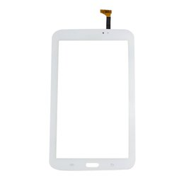 Galaxy Tab Digitizer Replacement NZ - Wholesale-White Touch Panel For Samsung Galaxy Tab 3 7.0 T210 Touch Screen with Digitizer Glass Lens Replacement , Free shipping !!!