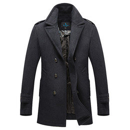 Discount Mens Pea Coat Sale | 2017 Mens Pea Coat Sale on Sale at ...