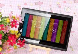 $enCountryForm.capitalKeyWord Australia - NEW Q8 7 inch tablet PC A33 Quad Core Allwinner Android 4.4 KitKat Capacitive 1.5GHz 512MB RAM 8GB ROM WIFI Dual Camera Flashlight Q88