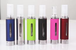 $enCountryForm.capitalKeyWord Canada - MT3 Atomizer For ego electronic cigarette Evod MT3 clearomizer for e cigarette kits Various Colors MT3 Atomizer