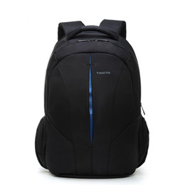 China Wholesale-Hot Sale Laptop Backpack Tigernu Brand Computer Bag Backpack Mochila Masculina Male Women's Bag For Hiking Nylon Travel cheap male laptop bags suppliers