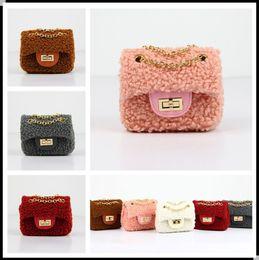 1139eecbb9 Designer Toddler Purse Fashion Kid Messenger Bag Winter Baby Bags Child  Cute Kids Purses Stylish crossbody Bag Gift for Baby Girl KW-BA185