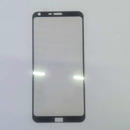 Wholesale zte screen protector for sale - Group buy Screen Protectors Full Cover Tempered Glass For ZTE Blade V2021 G Blade20 pro5G Coolpad Cool6 Legacy with in packages