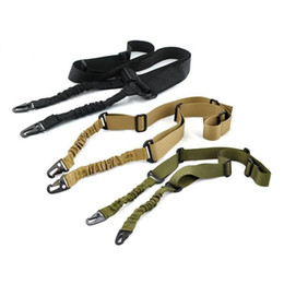 Wholesale Tactical Sling Dual Point Swivels Strap Multi Mission Adjustable for Rifle Gun