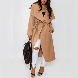Discount Wool Cashmere Coat Camel | 2017 Women Camel Cashmere Wool ...