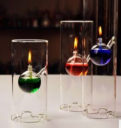 $enCountryForm.capitalKeyWord Canada - Wholesale Fashional Design for Home and Wedding Decoration Cheap Oil Lamp with Size of Diameter 8cm x Height 22cm