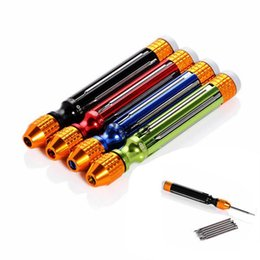 precision electronics screwdrivers 2019 - universal 6 in 1 Professional Multi-Function Magnetic Precision Electronics Screwdriver Set for Mobile Phone Repair Open