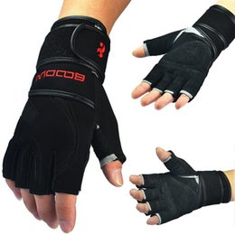 Cycling Gloves with Wrist Protection
