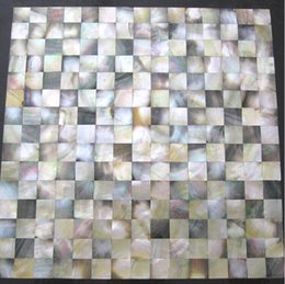 $enCountryForm.capitalKeyWord Australia - 8mm thickness Black lip gold mother of pearl kitchen wall tile backsplash MOP109 bathroom mother of pearl tile shell mosaics