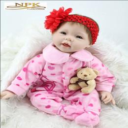 "$enCountryForm.capitalKeyWord Canada - 22"" High Quality Silicone Adora Lifelike Bonecas Baby Reborn Realistic Magnetic Pacifier Bebe Bjd Doll Reborn For Girl Gift"
