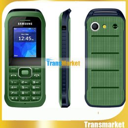 Tft Speakers NZ - 1.8Inch Cheap senior cell Phone Dual SIM Big Keyboard Loud Speaker Color Screen TFT FM Long Standby4 Band GSM for Student,Old,B550