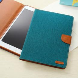 $enCountryForm.capitalKeyWord Canada - Original Mercury Canvas leather skin For Sumsung Galaxy Tab A T550 T350 9.7 8.0 inch Flip Tablet Book Style Stand Cases