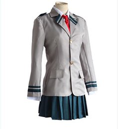 $enCountryForm.capitalKeyWord UK - cosplay my hero college green valley out for a long time two yuan clothes cos suit girl uniform school uniform
