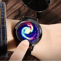 2018 creative new children's fashion sports student watches explosions wholesale couples watch electronic watch free shoping from stars leather suppliers