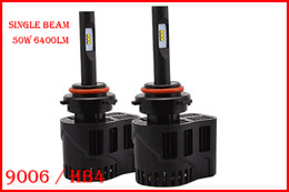 $enCountryForm.capitalKeyWord Canada - 1 Set 9006 HB4 50W 6400LM P6 Auto LED Headlight Kit Mini Size ALL IN ONE LUMILED LUXEON ZES 12 24V 3000K 4300K 5000K 6000K CANBUS No Error