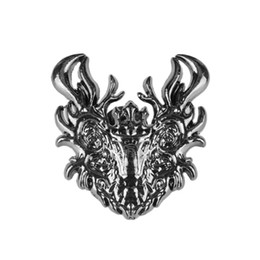wholesale game thrones gifts 2019 - Game of Thrones Song of Ice and Fire Brooches for Man Women Shirts Brooch Pins cheap wholesale game thrones gifts
