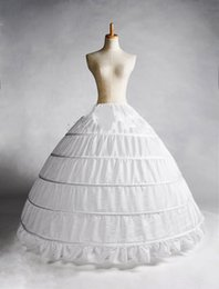 $enCountryForm.capitalKeyWord Canada - 2015 White 5 Hoop Petticoat Crinoline Slip Underskirt Bridal Wedding dress Hot Sale Real Sample Bridal Princess Petticoat Bridal Underskirt