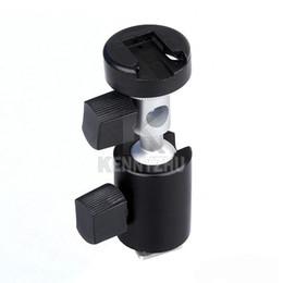 "$enCountryForm.capitalKeyWord Canada - 360 Degree Swivel Flash Hot Shoe Support Mount C Bracket Umbrella Holder for 1 4"" 3 8"" Tripod Light Stand"