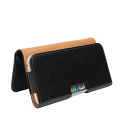 $enCountryForm.capitalKeyWord UK - Wholeale Newest Waist Case Holster PU Leather Belt Clip Pouch Cover Case For Motorola Moto X Play Free
