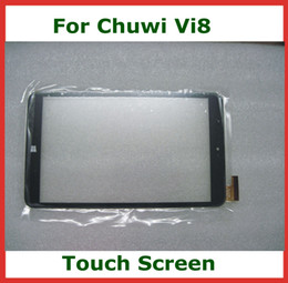 tablet pc replacement screens UK - Replacement Capacitive Touch Screen FPC-FC80J107 Digitizer Panel for Chuwi Vi8 Onda V820W Tablet PC