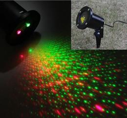 Outdoor Waterproof IP65 Laser Projector Christmas Lights Stage Lighting  Greenu0026Red Laser Stage Light Wedding Party Disco DJ