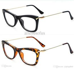5bcffec078 Fashion eye glasses frames for women 2015 vogue plain mirror eyeglasses  women optical frame glasses computer oculos de grau G421