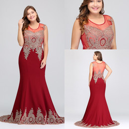 Barato Fotos Da Sereia Vintage-2018 Mermaid Prom Dresses Em Stock Fotos reais Bordado Beaded Long Evening Gowns Formal Occasion Dresses
