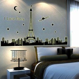 Discount Wall 3d Stickers Paris   2017 Wall 3d Stickers Paris on ...