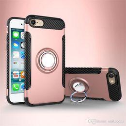 $enCountryForm.capitalKeyWord Canada - Verus Ring Bracket Case Armor Slim Smartphone Case For Samsung Galaxy S7 S7edge S8 S8plus,J530 J730,J520 J7 Prime Shockproof PC+TPU+Metal