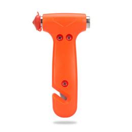 $enCountryForm.capitalKeyWord UK - Emergency Hammer 2 in 1 Car Auto Glass Breaker + Seat Belt Cutting Tool Life-saving Safe Escape Kit Car Accessories order<$18no track