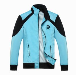 College baseball uniforms online shopping - U885 College DIES fashion sportswear brand design baseball jacket DGK school uniform jacket with M XXXL size