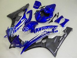 $enCountryForm.capitalKeyWord Canada - Hot Sale For 2006 2007 Yamaha YZF R6 06 07 ABS Plastic Full Fairing Set Injection Bodywork Kit + Tank Fairing