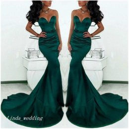 China Emerald Green Long Prom Dress Sexy Mermaid Women Pageant Wear Special Occasion Dress Evening Party Gown supplier emerald green special occasion dresses suppliers
