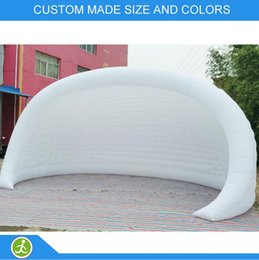 $enCountryForm.capitalKeyWord Australia - portable outdoor inflatable dome tent with led cheap used party tent for sale
