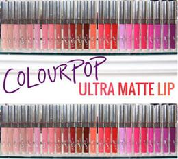 colour lipsticks 2019 - 2016 New Colour Pop Ultra MATTE LIQUID LIPSTICKS Various colors Long Lasting lips Colour pop 19 Colors cheap colour lips