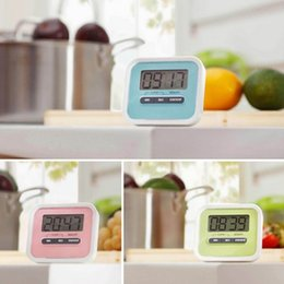 electronics programming 2019 - Kitchen Cooking LCD Digital Display Timer A Variety Of Colors Family Necessity Backing Count Down Alarm Clock 8 88hj J R