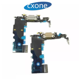 Iphone replacement charge online shopping - High Quality For iPhone G PLUS Original Replacement USB Charging Port Dock Connector Flex Cable Ribbon
