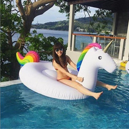 ride animal toys NZ - 275cm Inflatable swim pool folating bouncers inflatable ride giant inflatable mattress animal water fun toy pool giant swan floating raft