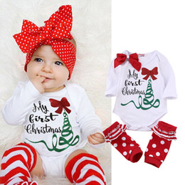 christmas rompers Australia - 2016 christmas cute rompers 2pcs Newborn Baby Boy Girl Bodysuit sisters family sets Romper cute lovely Jumpsuits Kids Outfits free shipping