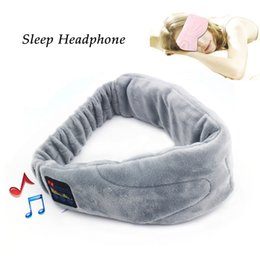 $enCountryForm.capitalKeyWord Canada - Bluetooth Sleep Headphones Stereo 2.4GHz Wireless Sleeping Headband Headset For Listenting Music Answering Phone Also Eye Mask