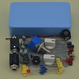 Effects Pedal Kit Australia - NEW DIY Compressor effect pedal guitar stomp pedals Kit LB
