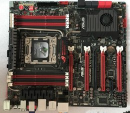 desktop asus motherboard ddr3 2018 - R4E RAMPAGE IV EXTREME X79 MOTHERBOARD Tested Working perfect 95% NEW 1 Year warranty DHL Free shipping