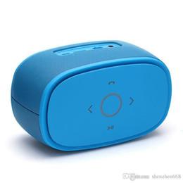 Acoustic Speaker Wholesale NZ - K3 Bluetooth speakers sound MP3 TF aux USB acoustics portable audio player music speaker for phone computer subwoofer 19S-YX