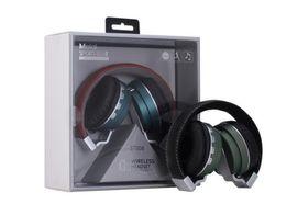 China BT008 Heavy Bass Stereo Bluetooth Headphone High End headset Foldable TF card FM Wireless Bluetooth headset for iphone samsung suppliers