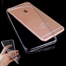 $enCountryForm.capitalKeyWord Australia - Ultra Thin Slim Clear TPU Case Transparent Crystal Soft Protective Cover Skin For iPhone X 8 7 Plus 6 Samsung Note 8 S8