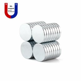 Wholesale 50pcs 18mm x 2mm Super strong magnet, D18x2mm magnets 18x2 permanent magnet 18x2mm rare earth 18mmx2mm magnet D18*2mm