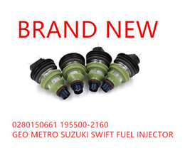 $enCountryForm.capitalKeyWord Canada - Top quality -new injection fuel injectors nozzle OE195500-2160 0280150661 for Chevy Geo Metro Suzuki Swift