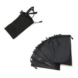 Chinese  Pouches for Sunglasses Mp3 Soft Cloth Dust Pouch Optical Glasses Carry Bag 20PCS manufacturers