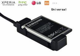 $enCountryForm.capitalKeyWord NZ - EAGLE 4.35v Universal External Cellphone Battery Charger Desktop Dock Sync Cradle for Smartphone Xiaomi Samsung Galaxy S5 S4 NOTE 3 2 4