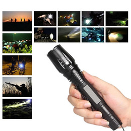 $enCountryForm.capitalKeyWord Australia - The Longer Torch E3 CREE T6 Tactical Flashlights 2500 Lumens L2 Torch Adjustable Focus Zoom Rechargeable Flash light Extended Edition B225